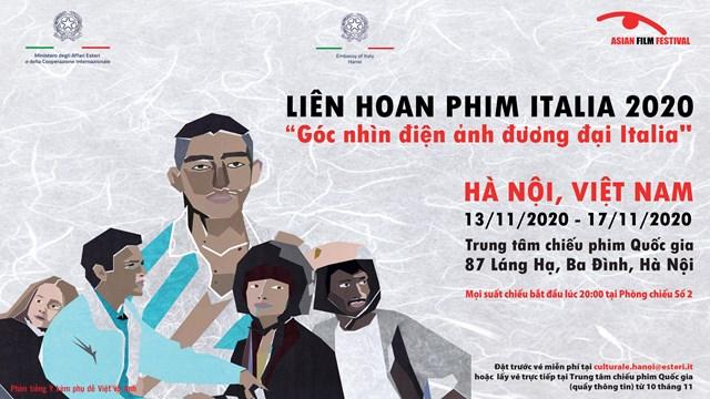 Liên hoan phim Italia tại Việt Nam - Ảnh 1