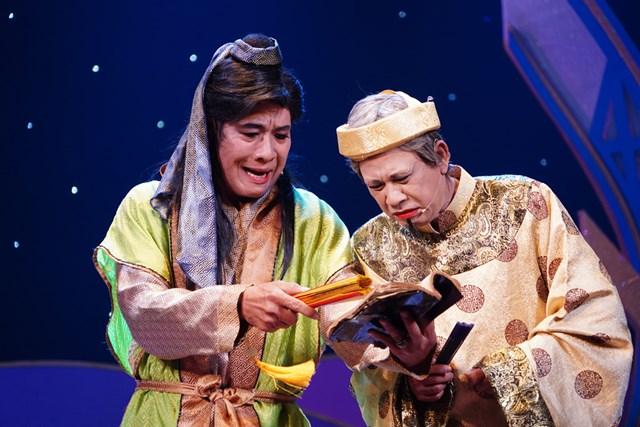 Nhiều cuộc thi sân khấu diễn ra vào những tháng cuối năm.