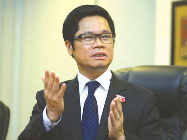 Ông Vũ Tiến Lộc.