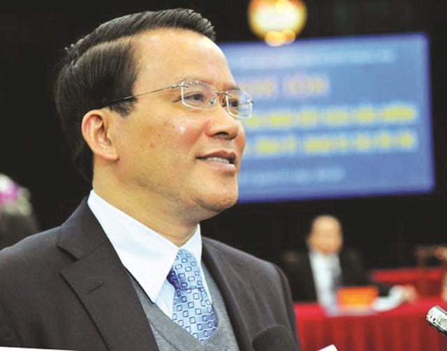 Ông Nguyễn Văn Pha,Phó Chủ nhiệm Ủy ban Tư pháp của Quốc hội, nguyên Phó Chủ tịch Ủy ban Trung ương MTTQ Việt Nam.