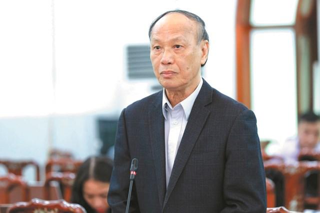 Ông Trần Ngọc Đường.Ảnh: Phạm Quang Vinh.