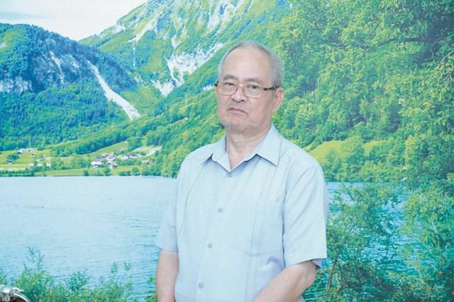 TS Bế Trường Thành.Ảnh: Phạm Quang Vinh.