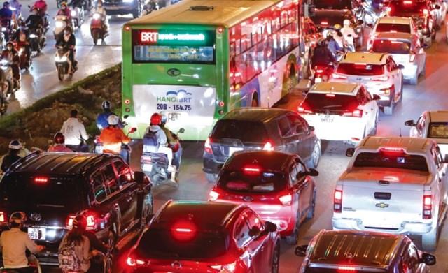 [ẢNH] BRT nhanh hóa chậm - Ảnh 1