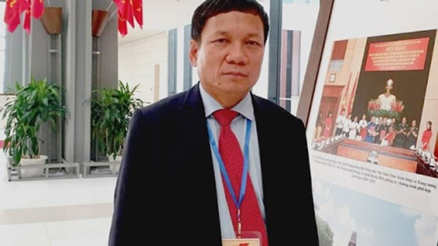 Ông Hoàng Đình Thắng.