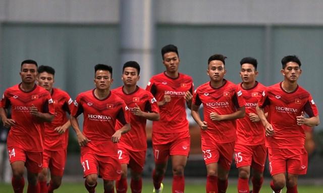 U22 Việt Nam với 24 cầu thủ được triệu tập sẽ hội quân trở lại vào ngày 18/12 tới tại Hà Nội.