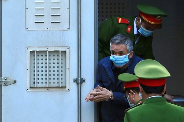 Lần thứ 2 hoãn phiên tòa xét xử cựu Bộ trưởng Công Thương Vũ Huy Hoàng - Ảnh 1