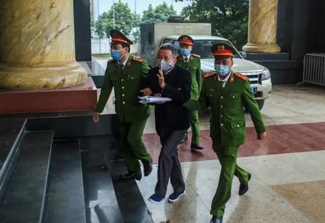 Hoãn phiên tòa xét xử ông Đinh La Thăng vụ Ethanol Phú Thọ - Ảnh 1