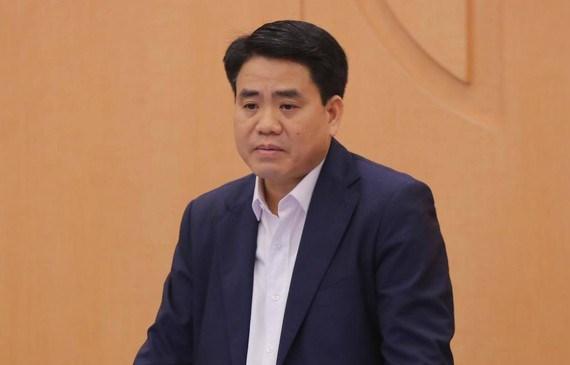 Ông Nguyễn Đức Chung và các đồng phạm sẽ bị xử kín vào ngày 11/12/2020.