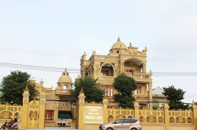 Căn nhà nổi tiếng của Lê Thái Thiện.