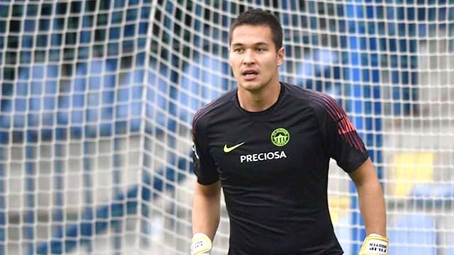 ĐT CH Czech triệu tập thủ môn gốc Việt tham dự Nations League
