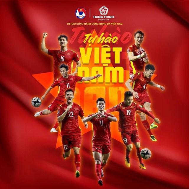 Việt Nam là đại diện duy nhất của khu vực Đông Nam Á góp mặt tại vòng loại cuối World Cup 2022 (Ảnh: Nguyễn Khánh)