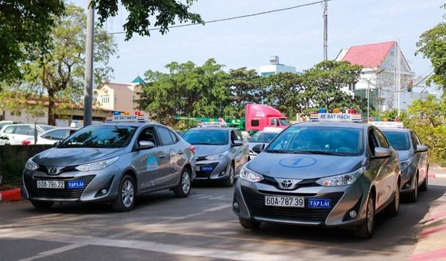 Các xe tập lái luôn được nâng cấp mới nhằm nâng cao chất lượng, phục vụ học viên tốt hơn.