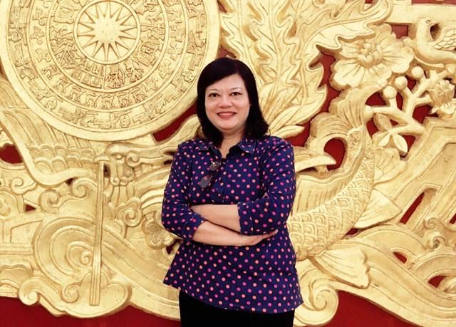 Bà Nguyễn Đông Hoài.