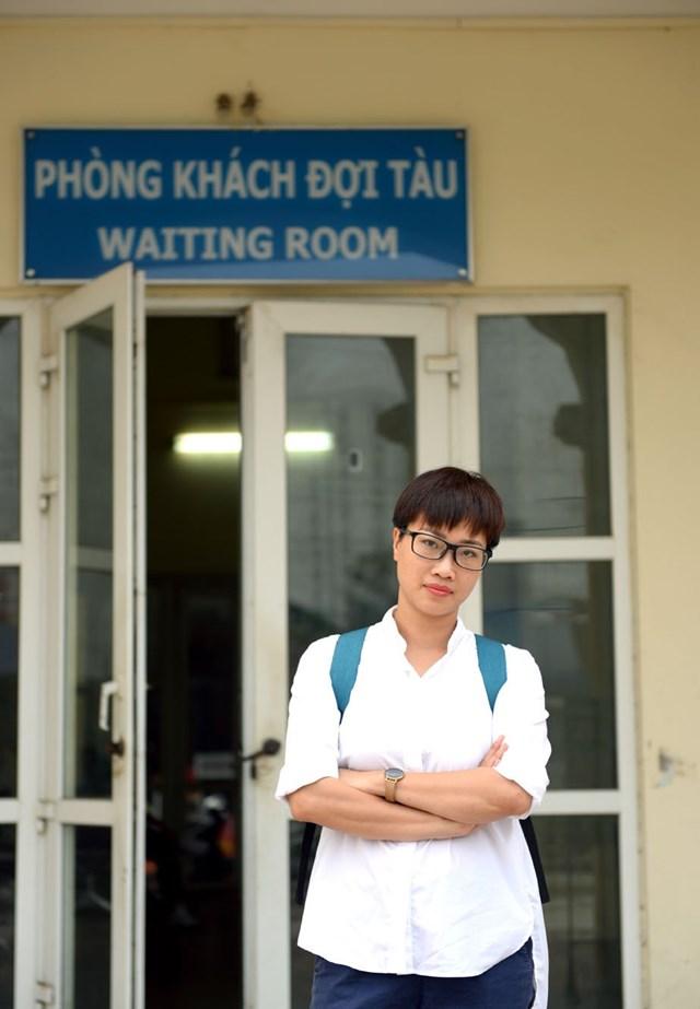 Bà Nguyễn Thu Phương.