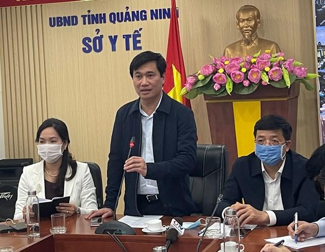 Ngay trong đêm 27/1, ông Nguyễn Tường Văn, Chủ tịch UBND tỉnh Quảng Ninh chỉ đạo họp trực tuyến và các đơn vị, địa phương trong tỉnh triển khai các biện pháp phòng, chống dịch Covid-19.