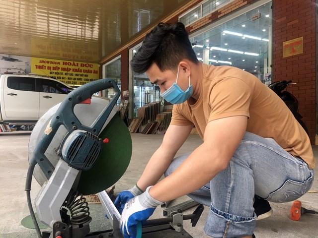 Anh Đỗ Văn Hải, khu 8, thị Trấn Cái Rồng, huyện Vân Đồn