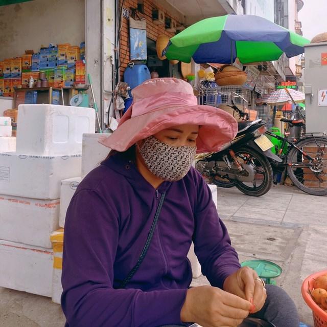 Chị Trần Thị Yến, tổ 4, khu 7, thị Trấn Cái Rồng, huyện Vân Đồn