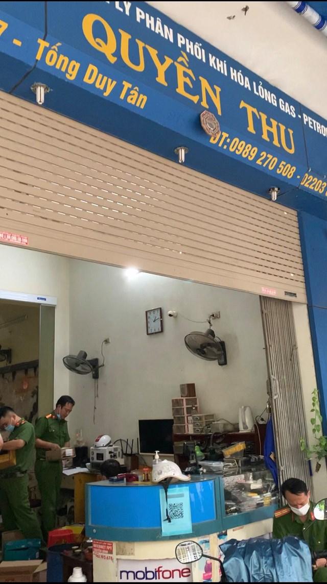 Công ty Năng lượng xanh toàn cầu có trụ sở tại số 9F Duy Tân (phường Ngọc Châu, TP Hải Dương) hay còn gọi là đại lí gas Quyền Thu.