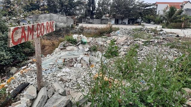 Quảng Ninh: Đổ vỏ hàu bừa bãi gây ô nhiễm môi trường - Ảnh 1