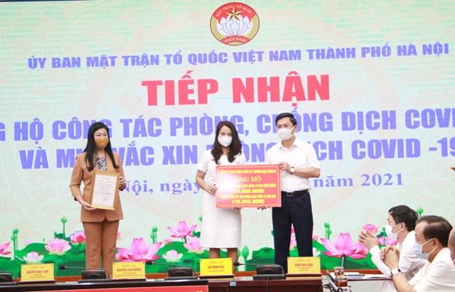 """""""Hà Nội chung tay hành động đẩy lùi dịch Covid-19"""""""