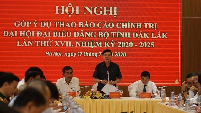 Đắk Lắk kỷ luật 1.134 đảng viên cấp huyện và cơ sở