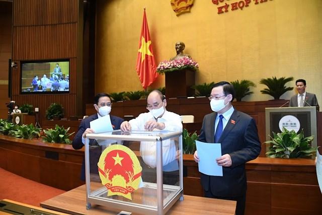Chính phủ nhiệm kỳ 2021-2026 có 4 Phó Thủ tướng