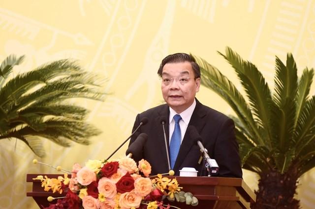 Chủ tịch Hà Nội khẳng định cơ bản kiểm soát tốt tình hình dịch Covid-19