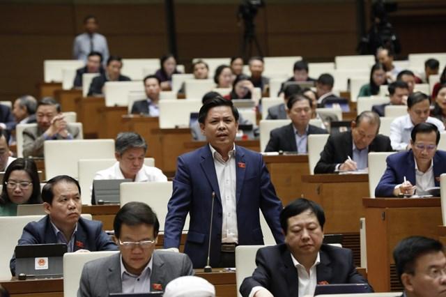 Bộ trưởng Nguyễn Văn Thể xin 'rút kinh nghiệm từ dự án đường sắt đô thị'