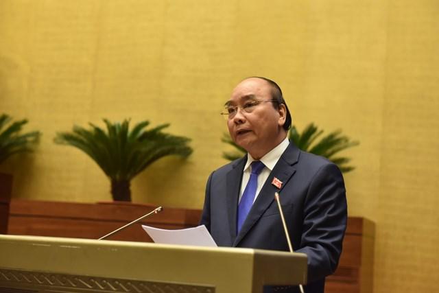 Thủ tướng trình Quốc hội miễn nhiệm 2 thành viên Chính phủ