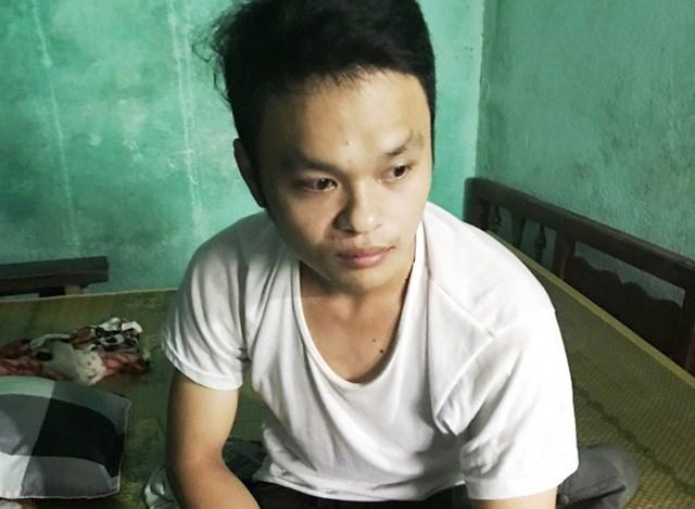 Đối tượng Nguyễn Phước Huy. (Ảnh CA cung cấp)