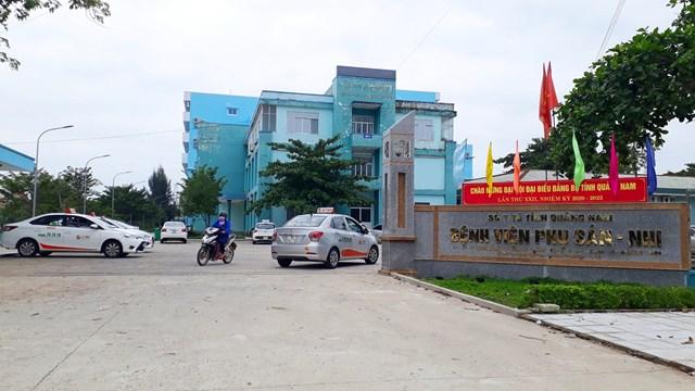 Bệnh viện Phụ sản - Nhi Quảng Nam không như kỳ vọng.
