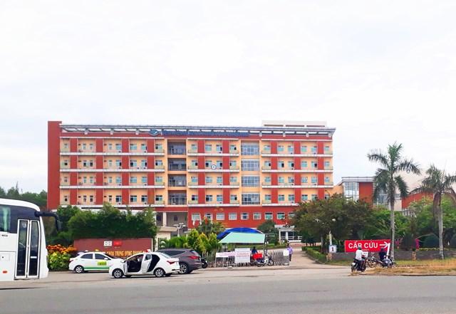 Bệnh viện đa khoa Trung ương Quảng Nam sẽ xử lý sai phạm trong thanh toán BHYT.
