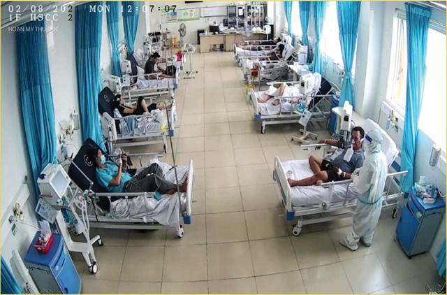 Khu điều trị của Bệnh viện Hoàn Mỹ Thủ Đức.