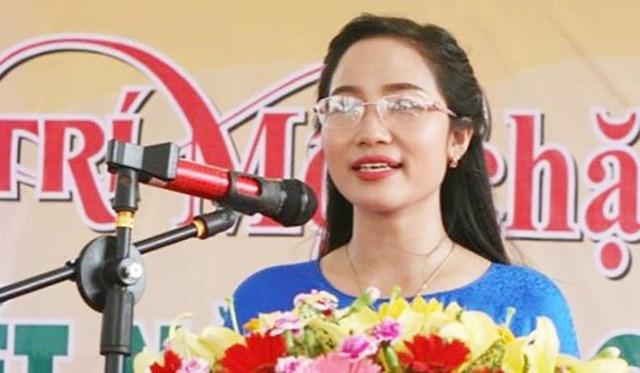 Chân dung đối tượng Nguyễn Thị Lan.