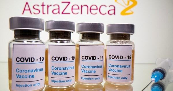 Covid-19 Vaccine AstraZeneca là vaccine Covid-19 đầu tiên được Bộ Y tế cấp phép lưu hành tại Việt Nam. Ảnh minh họa.