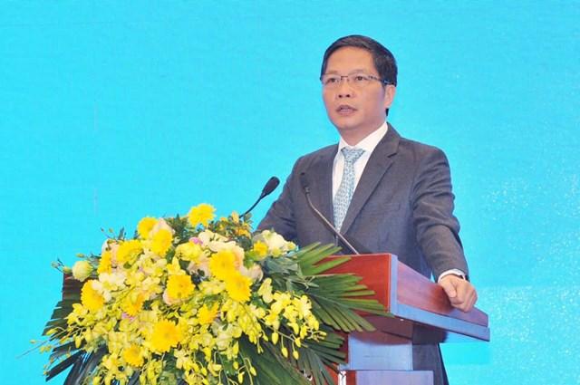 Bộ trưởng Bộ Công Thương phát biểu tại Hội nghị.