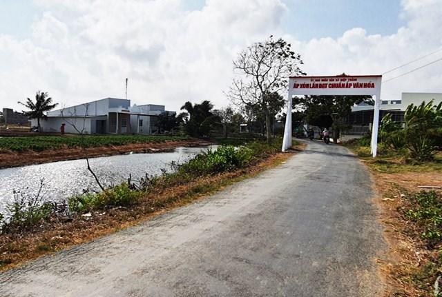 Xóm Lẫm cách trung tâm TP Bạc Liêu chỉ hơn 3km nhưng người dân nơi đây nhiều năm qua chưa tiếp cận được với nước sạch.