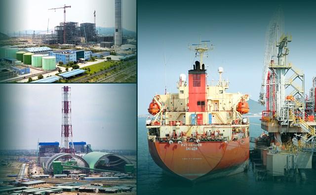 Nghi Sơn, hứa hẹn sẽ trở thành trung tâm kinh tế ven biển trọng điểm của cả nước. Ảnh: M.H
