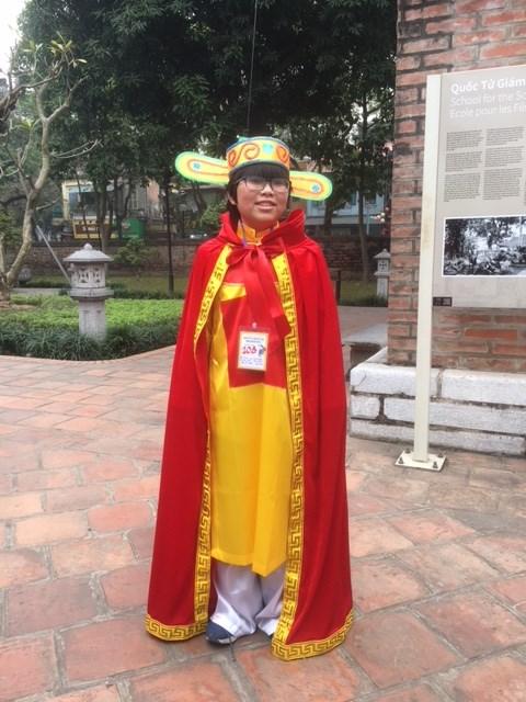 Đệ nhất trạng nguyên - Nguyễn Phúc An Nguyên.