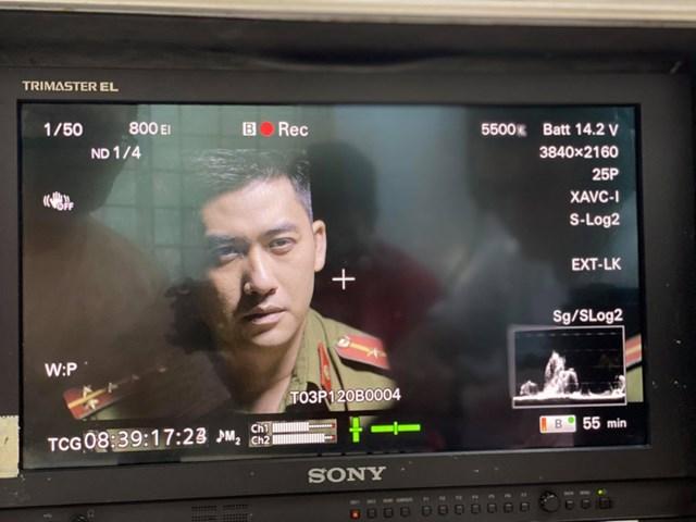 """Bảo Anh đảm nhận vai diễn Tùng trong phim """"Mặt Nạ Gương"""". Ảnh: NVCC."""