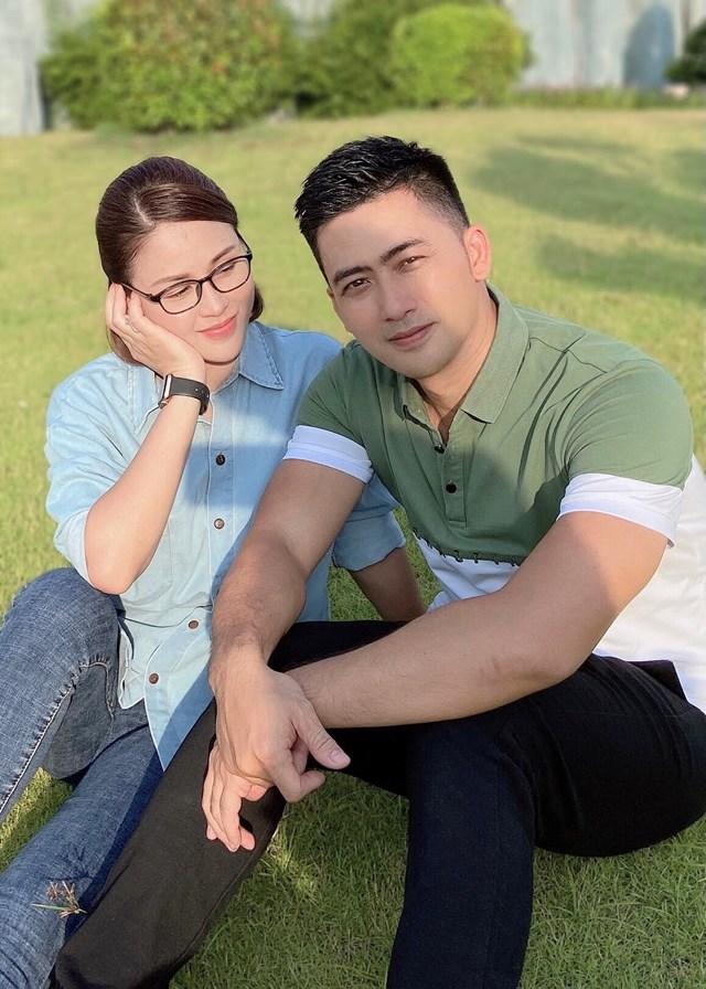 Tạo hình của Bảo Anh - Lương Thu Trang trong series phim mới. Ảnh: NVCC.