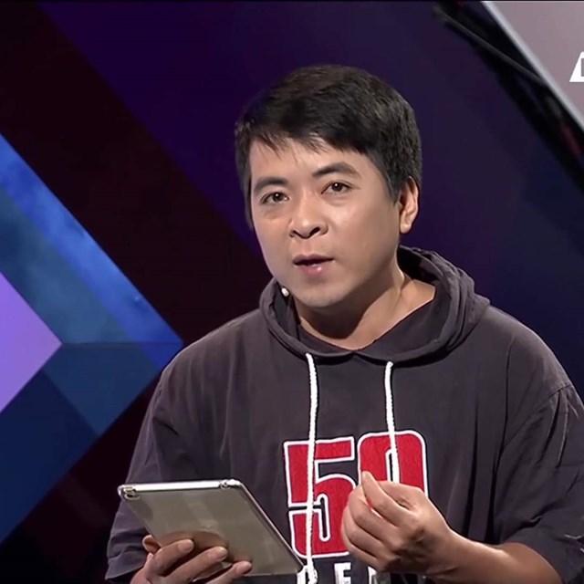 Giám đốc Sản xuất âm nhạc Chu Minh Vũ.