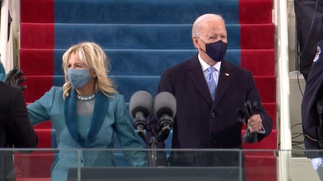 Ông Biden trở thành tổng thống thứ 46 của Mỹ - Ảnh 15