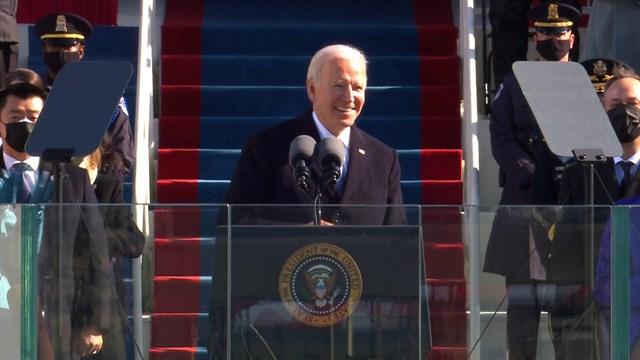 Ông Biden trở thành tổng thống thứ 46 của Mỹ - Ảnh 10