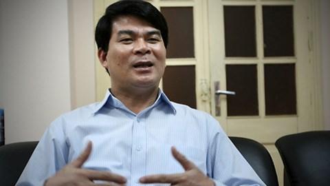 Ông Nguyễn Tiến Dĩnh.