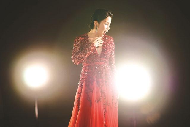 Ca sĩ Mỹ Linh:Một năm thức tỉnh - Ảnh 2
