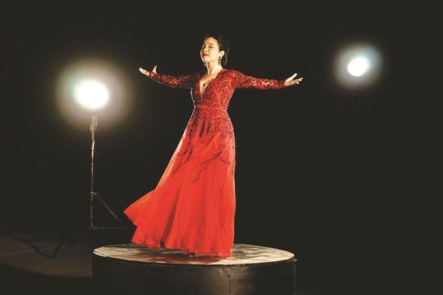 Ca sĩ Mỹ Linh:Một năm thức tỉnh - Ảnh 1