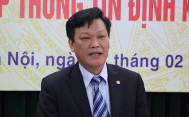 Thứ trưởng Bộ Nội vụ Nguyễn Duy Thăng. Ảnh: Đời sống pháp luật.