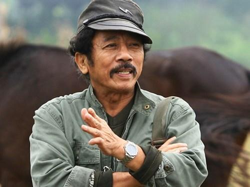 Nhà văn Chu Lai.