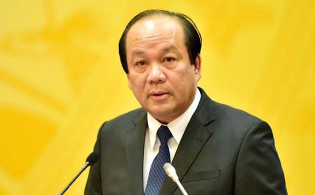 Chính phủ đề xuất miễn nhiệm Bộ trưởng Bộ KH-CN Chu Ngọc Anh